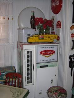 Cheryls * Cottage * Home: My 50's Cottage Kitchen