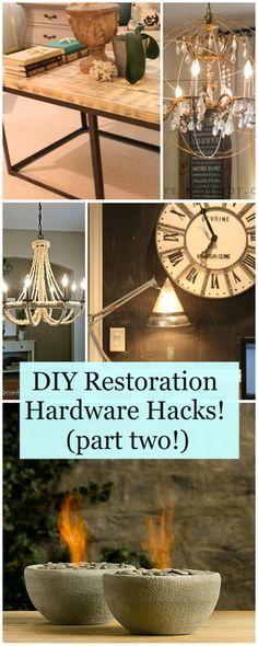DIY Restoration Hard