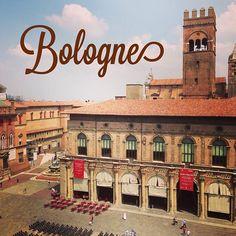 Ce soir, je vous emmène à Bologne sur le blog! - Instagram by @carnetdescapade