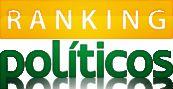 Site traz ranking de políticos brasileiros
