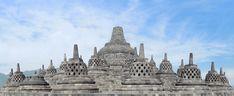 stupa of Borobudur by eduardo a wibowo on Asian Games, Borobudur, Barcelona Cathedral, Monument Valley, Taj Mahal, Explore, Building, Travel, Viajes