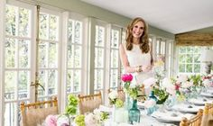 Style Secrets from an Entertaining Guru's Stunning Soiree