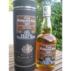 Classic Fine Barbados Rum Foursquare 2003 43% 70cl - Rom fra Barbados