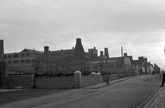 24 wonderful pictures of Longton from renowned photographer Bert Bentley - Stoke-on-Trent Live Midland Bank, Unseen Images, Royal Stafford, Local Photographers, Wonderful Picture, Stoke On Trent, Slums, New York Skyline, Past