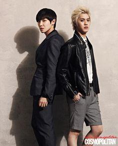 Joonie and Seungho