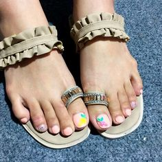 Lovely Toe Nails Design With Fruits Accent ❤ 30+ Incredible Toe Nail Designs for Your Perfect Feet ❤ See more ideas on our blog!! #naildesignsjournal #nails #nailart #naildesigns #toes #toenails #toenaildesigns #pedicure Black Stiletto Nails, Black Stilettos, Toe Nails, Pretty Nail Designs, Toe Nail Designs, Nails Design, Best Armor, Birkenstock Florida, Going Crazy