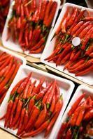 Como secar e cortar pimenta malagueta, suas sementes e outros pedaços