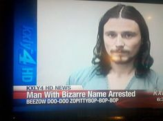 Whoever has this great of a name | 50 People You Wish You Knew In Real Life. He looks like Jesus lol dat name tho