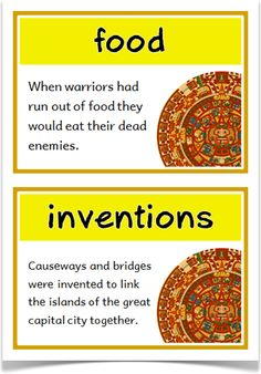 1000+ images about The Aztecs on Pinterest | Aztec, Aztec facts and ...