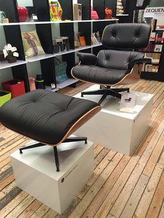 Iconic Eames.