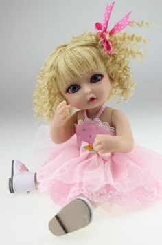 New mini SD / BJD simulation reborn baby doll dress for fancy gift boy baby girl toys for children Full silicone doll US 25cm-in Dolls from Toys & Hobbies on Aliexpress.com | Alibaba Group                                                                                                                                                     More