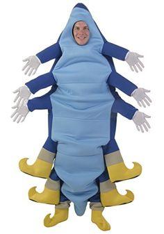 Plus Size Caterpillar Costume Plus