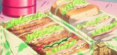 Sandwich e tramezzini assortiti