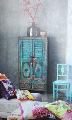 Magazine pictures of Dutch interiors. - Wonen Landelijke Stijl - Buiteleven