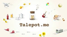 Talepot.me  塚田拓実   アイコンを使って楽しく日常を記録するiPhoneアプリ&Webサービス。…
