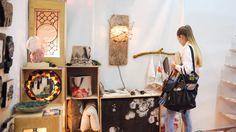 Exhibition design&decor home textiles Elnik Textile Fabrics, Home Textile, Artist, Design, Decor, Decoration, Artists, Decorating