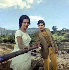 Rajesh Khanna & Asha Parekh