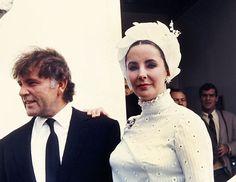 Elizabeth Taylor and Richard Burton (1968)