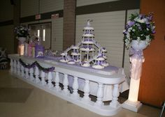 quinceanera hall decorations | pictures of quinceanera hall decorations