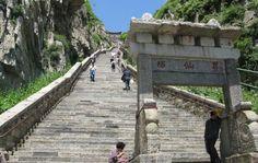 Taishan: la montaña más famosa de China