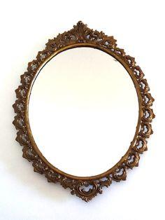 miroir ancien dor coquille noeud carquois et flambeau salle de f te pinterest. Black Bedroom Furniture Sets. Home Design Ideas