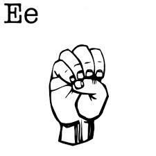 E Sign Language Alphabet, American Sign Language, Signs, Jasper, School, Ideas, Cool Ideas, Shop Signs, Thoughts