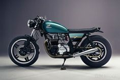Turkey is not the first country you'd associate with custom motorcycles, but a young company called Bunker Custom Cycles is doing its best to change that. This elegant, beautifully finished Honda comes from Istanbul and it's the work of Mert Uzer and his engineer brother Can. The first Bunker project was a '61 Triumph bobber,…