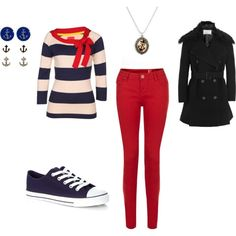 """""""Fall outfit"""" by emyleenoel on Polyvore"""