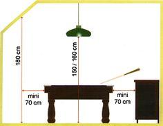 Pool Table Sizes, Pool Table Room, Billard Design, Billards Room, Custom Pool Tables, Gaming Room Setup, Game Room Design, Bar Interior, Club Design