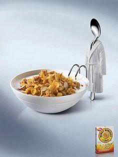 Basic Instinct Exploiting in Food Advertising   Cruzine