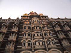 Taj Mahal Palace Hotel,Mumbai!