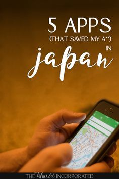 Apps That Saved my A** in Japan - Download These Japan Travel Apps