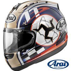 Arai Corsair V IOM TT 2015 Limited Edition Helmet - Sport Bike Track Gear