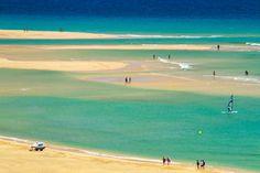 Playa de #sotavento - #Jandia . #fuerteventura - #IslasCanarias