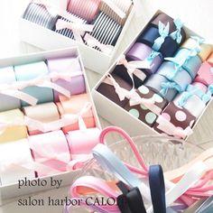 ◆salon harbor CALORE◆KOBE @saloncalore_kobe リボンもたくさん...Instagram photo   Websta (Webstagram)