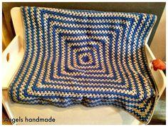 Angels handmade with love: Dekentjes! Alle dekentjes zijn gehaakt met soft wol van de Zeeman.