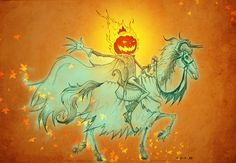 31 DOH: Pumpkin King by croonstreet.deviantart.com on @deviantART