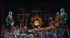 Turandot, de G. Puccini. Foto: Patricio Melo.