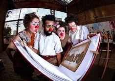 A Trupe Dunavô se prepara para escrever uma nova história durante os dias de folia! No domingo de Carnaval, a Trupe se apresenta no Sesc Santana