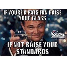 Leo tells it how it is..GO PATS!!