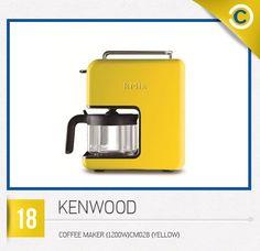 KENWOOD Coffee Maker #MyDreamHome