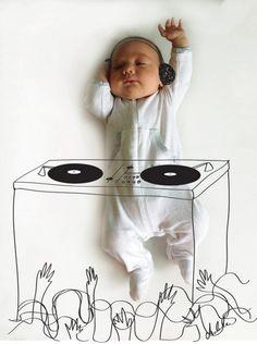 Baby Photography | Adele Enersen