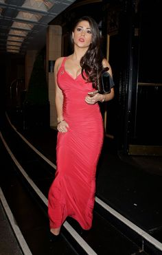 Model @ Casey Batchelor  - Leaving The Dorchester Hotel in London
