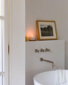Shoppe Amber Interiors (@shoppeamberinteriors) • Instagram photos and videos Cottage Bath, Cozy Cottage, Dry Brush Technique, Candles For Sale, Amber Interiors, Glass Vessel, Dry Brushing, Guest Bath, Order Prints