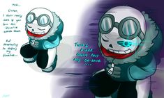 QuantumTale: A Ticked-Off TimeBug by perfectshadow06.deviantart.com on @DeviantArt
