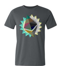 Ethereum Flower Cryptocurrency T Shirt