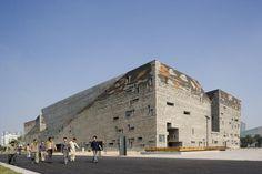 Ningbo History Museum, Ningbo, China.