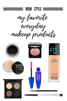 my favorite everyday makeup — emily krause