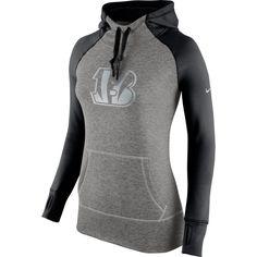 Nike Cincinnati Bengals Women's Endzone V-Neck Performance Tank ...