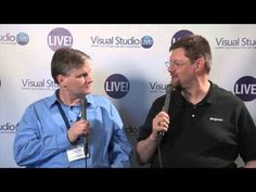 Interview with Keith Ward Editor-In-Chief of Visual Studio Magazine and Rockford Lhotka CTO of Magenic at Visual Studio Live! Las Vegas